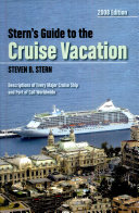 Stern's Guide to the Cruise Vacation Book