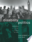 Disability Politics