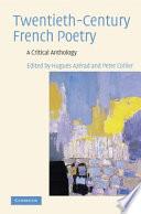 Twentieth Century French Poetry Book