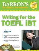 Writing for the TOEFL IBT