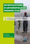 Implications et explorations éthiques en anthropologie Pdf/ePub eBook