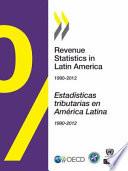 Estadísticas Tributarias en América Latina 1990-2012
