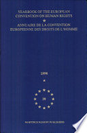 Yearbook of the European Convention on Human Rights/Annuairede LA Convention Europeenne Des Droits De I'Homme