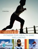 Cover of Fitness for Health and Wellbeing Custom Edition