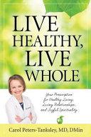 Live Healthy  Live Whole