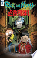 Rick and Morty vs  Dungeons   Dragons  3
