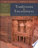 Traditions ; Encounters, Volume A: From the Beginning to 1000