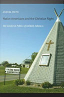 Native Americans and the Christian Right Book
