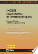Inglés. Complementos de formación disciplinar = Theory and Practice in English Language Teaching