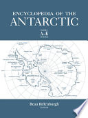 Encyclopedia of the Antarctic Book
