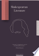 Shakespearean Literature   Collected Lecture Notes Book