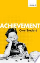 Achievement Book
