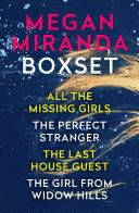 Megan Miranda Boxset