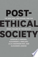 Post Ethical Society