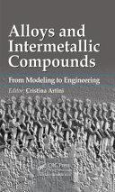 Alloys and Intermetallic Compounds Book