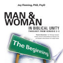 Man and Woman in Biblical Unity