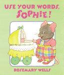 Use Your Words, Sophie Pdf/ePub eBook