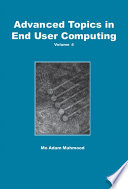 Advanced Topics in End User Computing  Volume 4