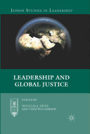 Pdf Leadership and Global Justice Telecharger