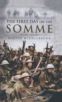 Pdf The First Day on the Somme