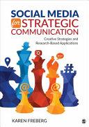 Cover of Social Media for Strategic Communication
