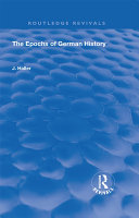The Epochs of German History