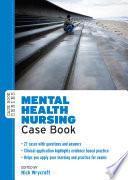 Ebook Mental Health Nursing Case Book
