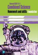Edexcel GCSE 9 1 Combined Science Homework Book Foundation Tier