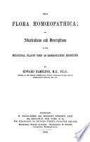 The Flora Hom Opathica Book PDF