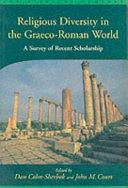 Religious Diversity in the Graeco Roman World