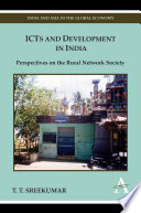 ICTs and Development in India Book