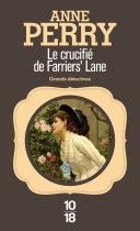 Pdf Le crucifié de Farriers' Lane