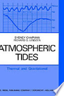 Atmospheric Tides