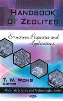 Handbook of Zeolites