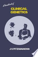 A Handbook of Clinical Genetics