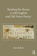 Reading the Runes in Old English and Old Norse Poetry
