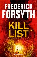 Kill list Pdf/ePub eBook