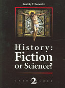 History Fiction Or Science: Chronology 2