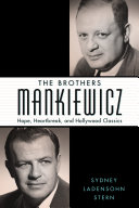 The Brothers Mankiewicz Book