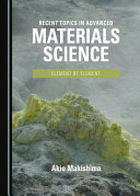 Recent Topics in Advanced Materials Science