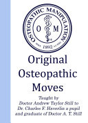 Original Osteopathic Moves