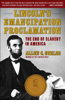 Lincoln s Emancipation Proclamation