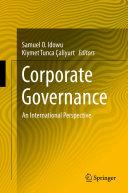 Corporate Governance [Pdf/ePub] eBook