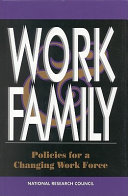 Work and Family
