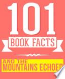 And The Mountains Echoed Pdf/ePub eBook