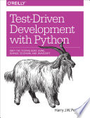 Test Driven Development with Python Book