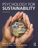Psychology for Sustainability Pdf/ePub eBook
