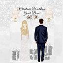 Christmas Wedding Guest Book