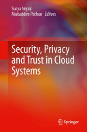 Security  Privacy and Trust in Cloud Systems