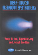 Laser induced Breakdown Spectrometry